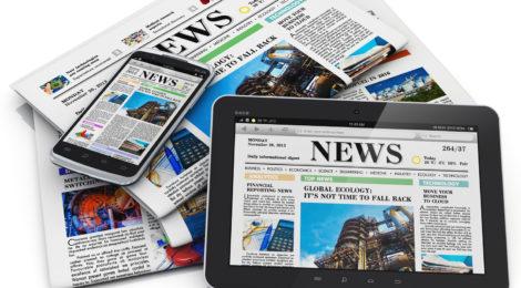 Call for papers : les États et la transition numérique de la presse écrite dans les petits marchés